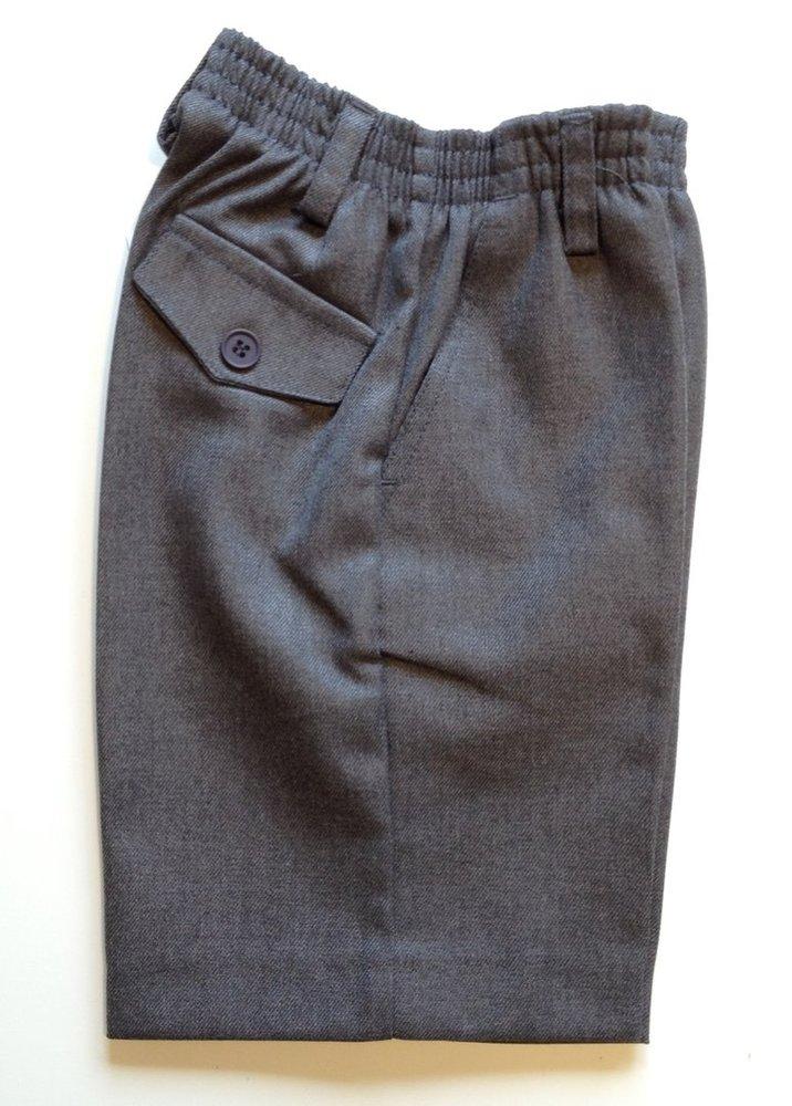 Pantalón uniforme colegio GRIS Poliéster   Pantalones